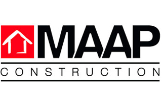 Logo Maap Construction